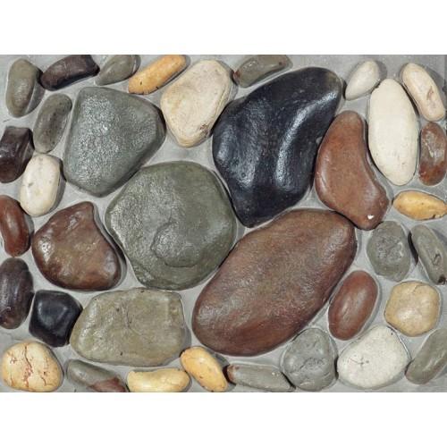 Как сделать и из чего камень для дачи