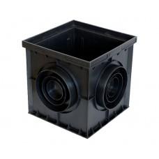дождеприемник пластиковый 300х300 (пустой)