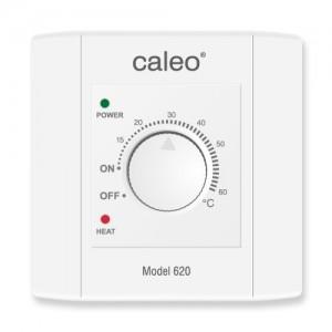 Терморегулятор CALEO 620 встраиваемый аналоговый, 1,5 кВт