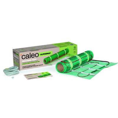 Нагревательный мат для теплого пола CALEO SUPERMAT 130 Вт/м2, 7 м2