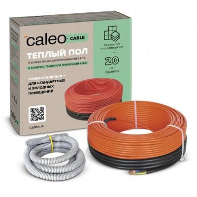 Нагревательная секция для теплого пола CALEO CABLE 18W-20, 130 Вт/м2, 2,8 м2