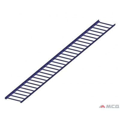 снегозадерживающая решетка стандарт 200*2500ммтолщина стали 2,5мм