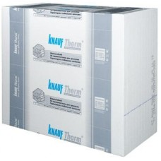 Пенополистирол Knauf Therm Wall 25 Therm-25 Стена pro 50х1000х1200мм 14,4м.кв 12лист уп