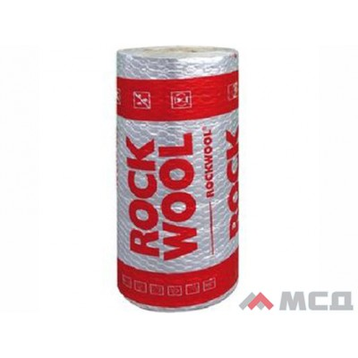Вата минеральная РОКВУЛ Вайред мат-80-АЛ 40х1000х5000мм 5кв.м уп
