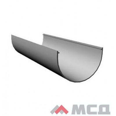 Желоб пластиковый белый Docke d-120 65х3000мм