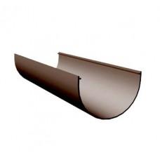 Желоб пластиковый коричневый Docke d-120 65х3000мм