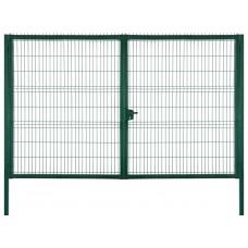 ворота распашные profi 3500*1530