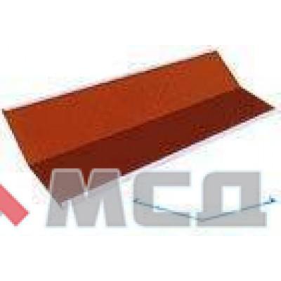 Ендова металлическая, цвет по каталогу RAL, 2000 мм