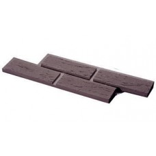 камень-панель клинкер с перекрытием шва
