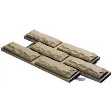 камень-панель колотая фаска