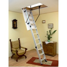 лестница чердачная alu profi
