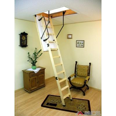 лестница чердачная extra