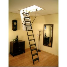 лестница чердачная metal t3