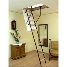 лестница чердачная stallux