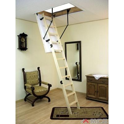 лестница чердачная termo oman