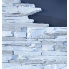скала камень, цвет белый 01, арт. sk-01/r