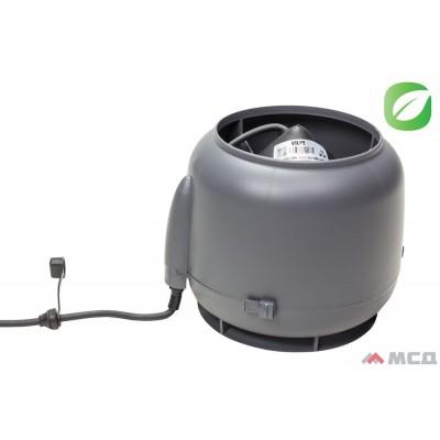 s-вентилятор eco110на постоянном токе для вентиляции биотуалетов и удаления почвенного газа радонаcomfort