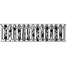 панель заборная доски