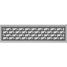 панель заборная кирпич