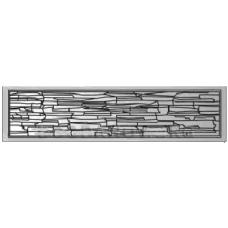 панель заборная скала