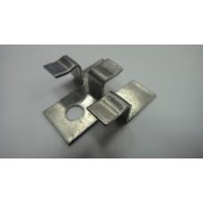 клипса монтажная нержавеющая сталь бесшовная (для бесшовной укладки дпк)