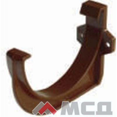 Кронштейн пластиковый Plastmo D120 коричневый