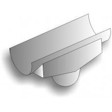 Воронка расширительная Plastmo D120/90 белая