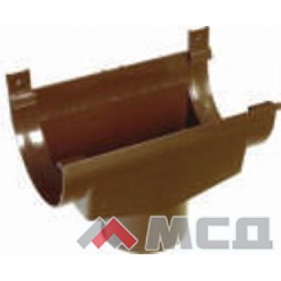 Воронка расширительная Plastmo D120/90 коричневая